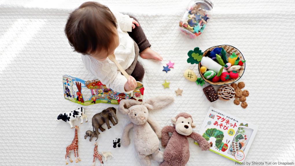 赤ちゃんと選択肢